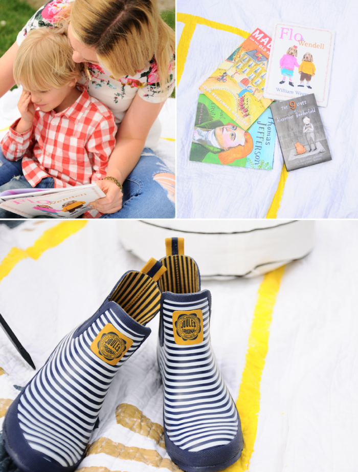 Park Blanket with Joules