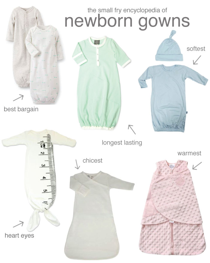favorite newborn gowns small fry
