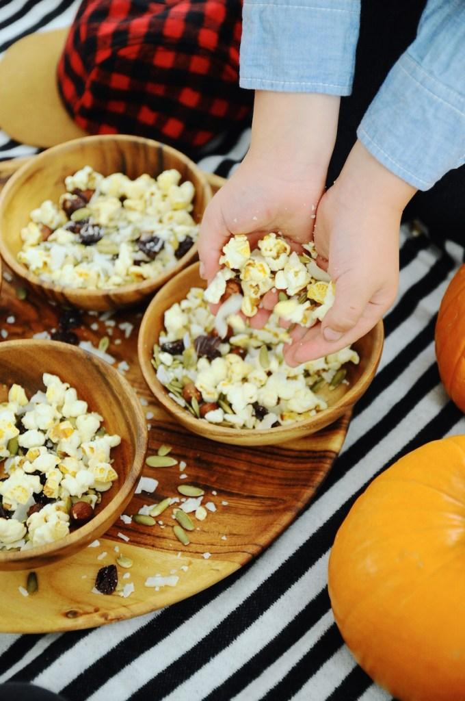 Fall Trail Mix recipe