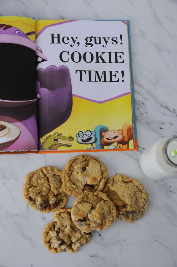 Oatmeal Chocolat Chip Cookie Recipe
