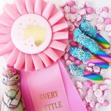Unicorn Horn - Party Idea + Recipe