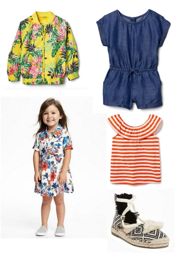 807d500e67 Old Navy has 30% off everything Gap has up to 50% and a minimum of 20% —  both their girl s lines are killer. Here s some faves  ...