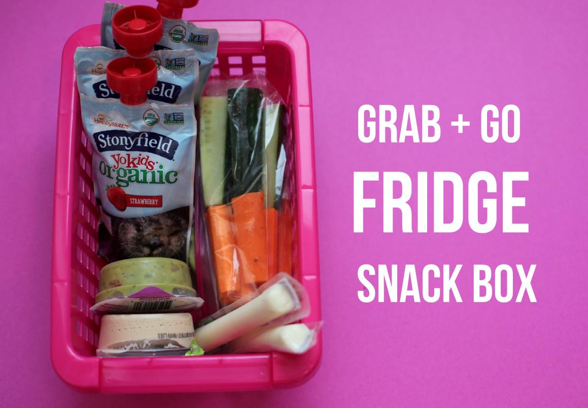 Fridge Snack Box