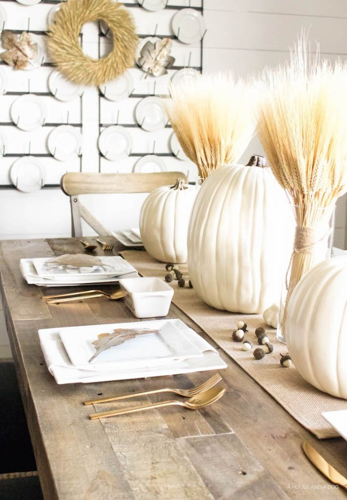 10 Modern Thanksgiving Decor Ideas