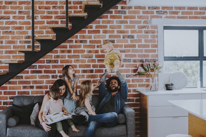 Home Tour: Wholly Mother
