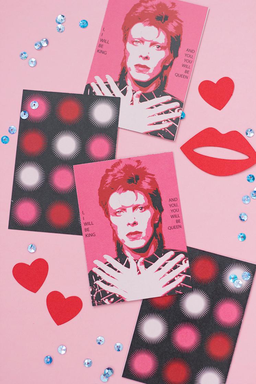 David Bowie Valentine