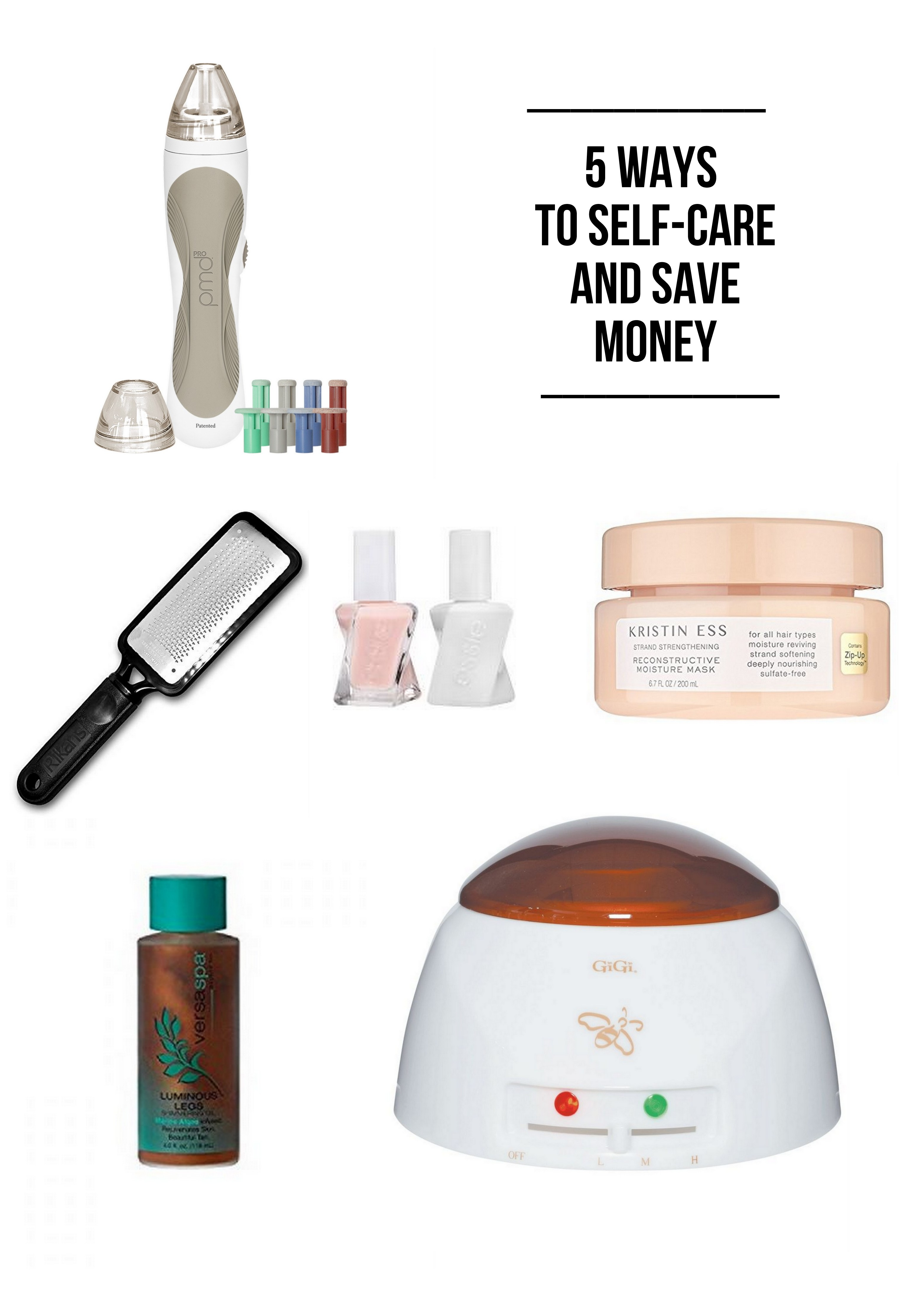 self-care on a budget