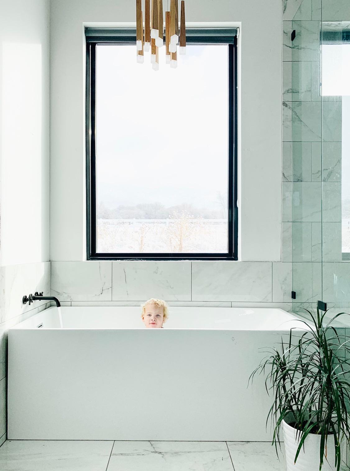 #framefarme MASTER BATH