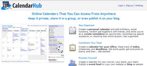 Calendar Hub