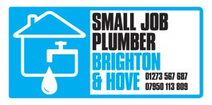 SMALL JOB PLUMBING SERVICES Brighton, Hove