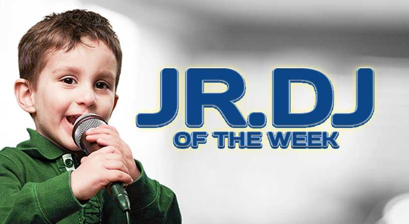 Junior DJ of the Week