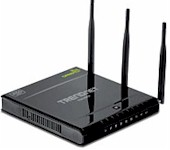 TRENDnet TEW-692GR 450 Mbps Concurrent Dual Band Wireless N Router