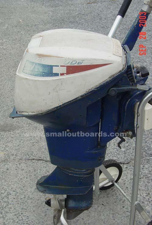 Evinrude Sportwin 9 5 Hp Outboard For Sale