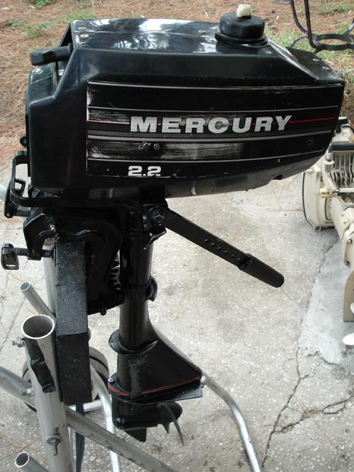 2 2 Hp Mercury Outboard For Sale