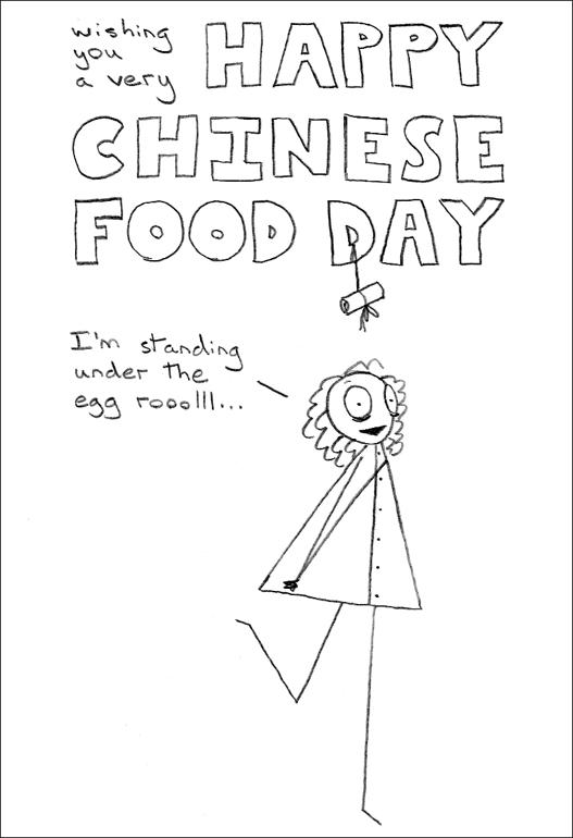 Elena Kagan Chinese Food