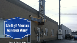 Warehouse Winery Date Night - St. Louis Park, MN