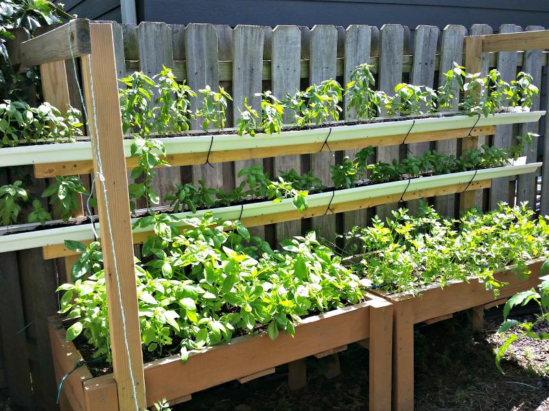 How To Build A Vertical Garden Planter; Garden; Soil; Soil Mix; Compost