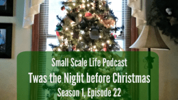 Twas the Night before Christmas; Christmas; poems; podcast; life; memories; family; friends