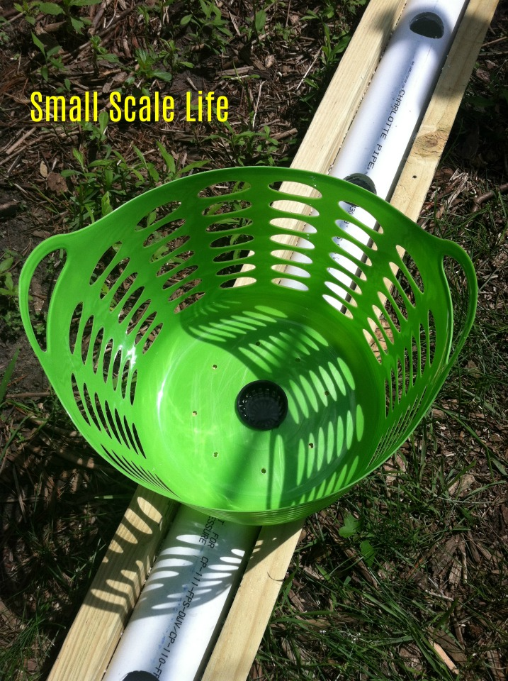 Intro To Rain Gutter Grow Systems Small Scale Life