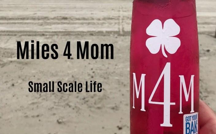 Miles 4 Mom Challenge, walking, running, family, beach, healthy lifestyle, workout, marathon