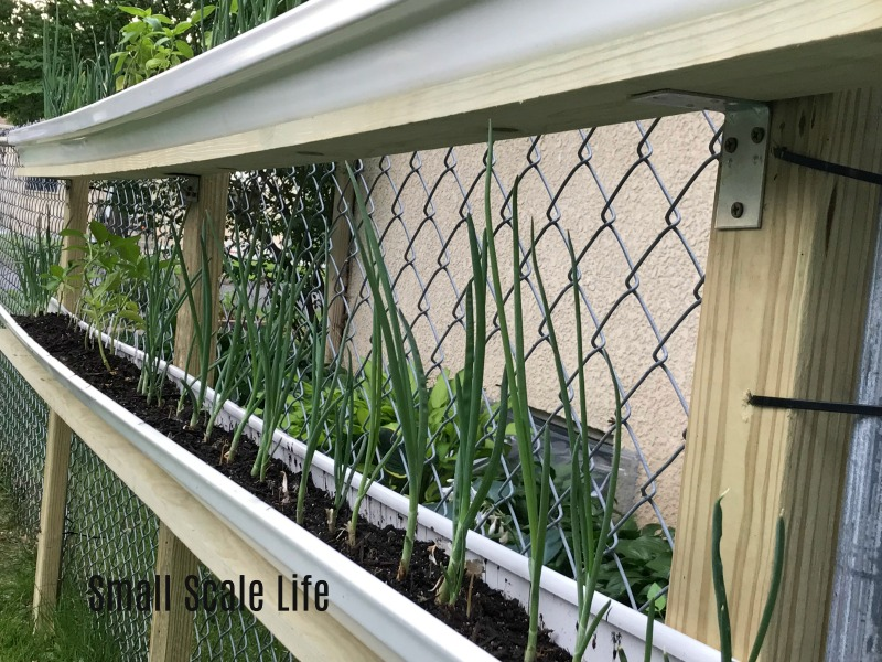 How To Build Vertical Garden Planters On Fences