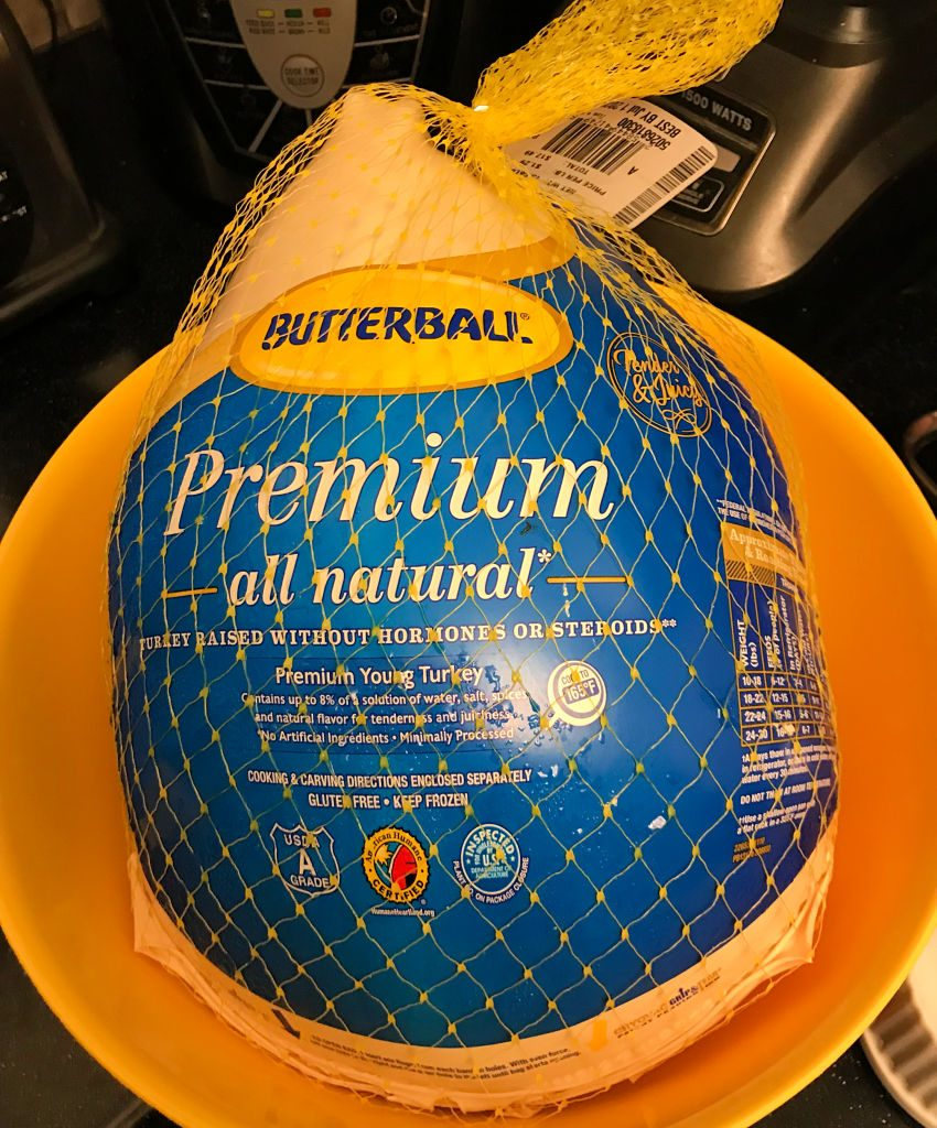 Quartering Turkey, Making Turkey Noodle Soup, Turkey Cooking Tips and Failures, Turkey, Recipes, How to Cook a Thanksgiving Turkey, Thawing a turkey