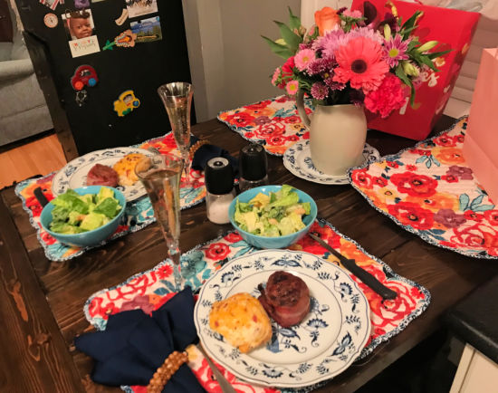 Valentine's Day Dinner, Building Community, News from Around the Bend, Tribe, Blog,