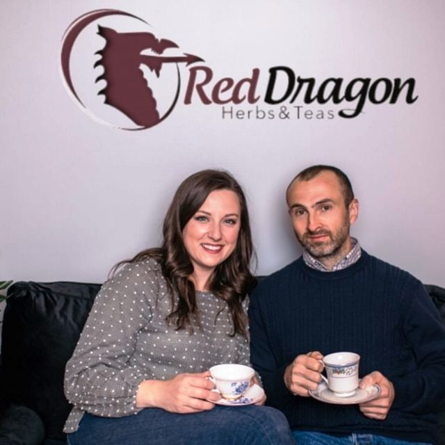 Tea Time with Red Dragon Herbs and Teas