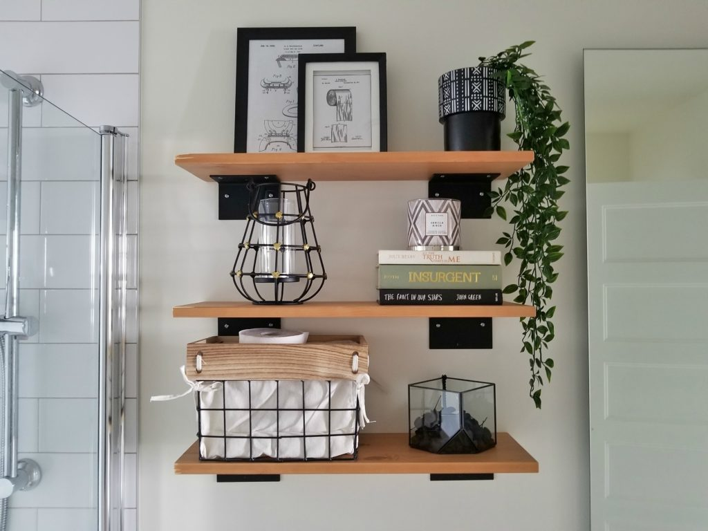Ikea Wall Shelves How To Hang Shelves In 3 Easy Steps