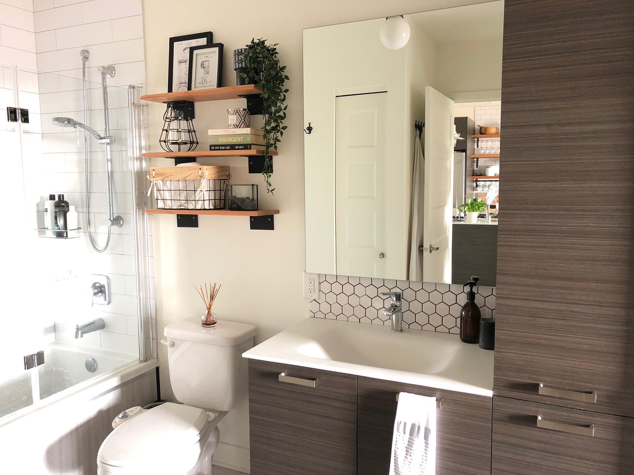 10 Rustic Bathroom Decor Ideas You'll Love - Small Space ... on Restroom Ideas  id=26977