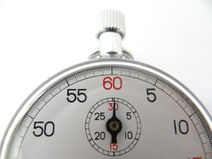 A stopwatch. When deciding should you help your movers, you should also keep in mind what impact it might have on the move.