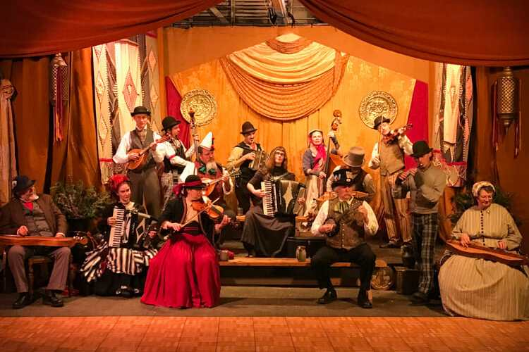 Highlights of the Dickens Christmas Fair