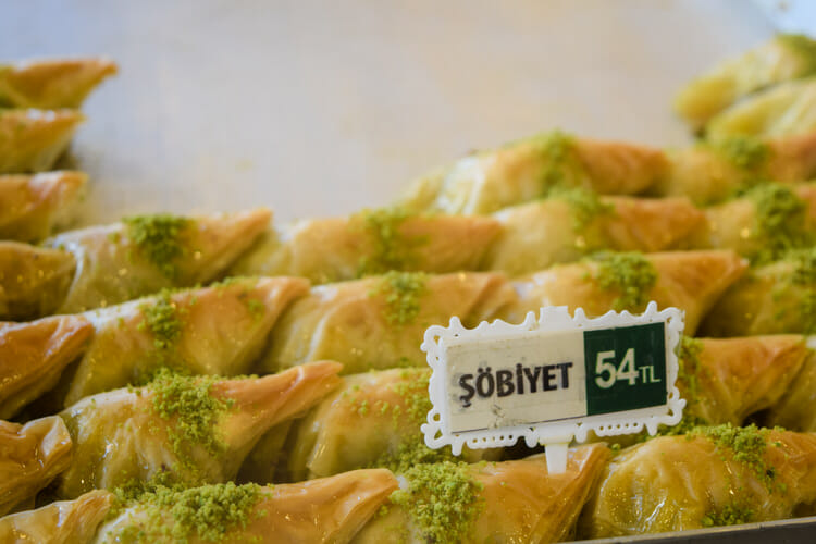 where to eat in izmir