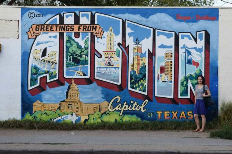 A 2-Day Austin Itinerary