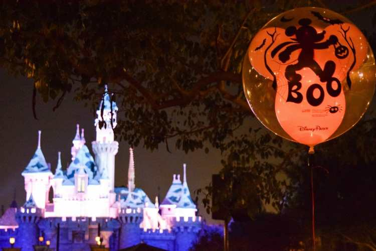 Scared Silly: Halloween Time at Disneyland