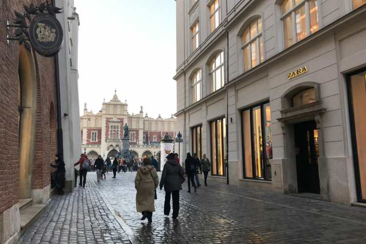 A Brief End of the Year Visit To Krakow