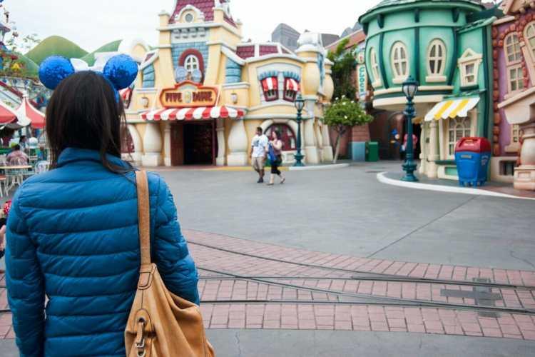 Prolonging the Magic: Disneyland For Adults