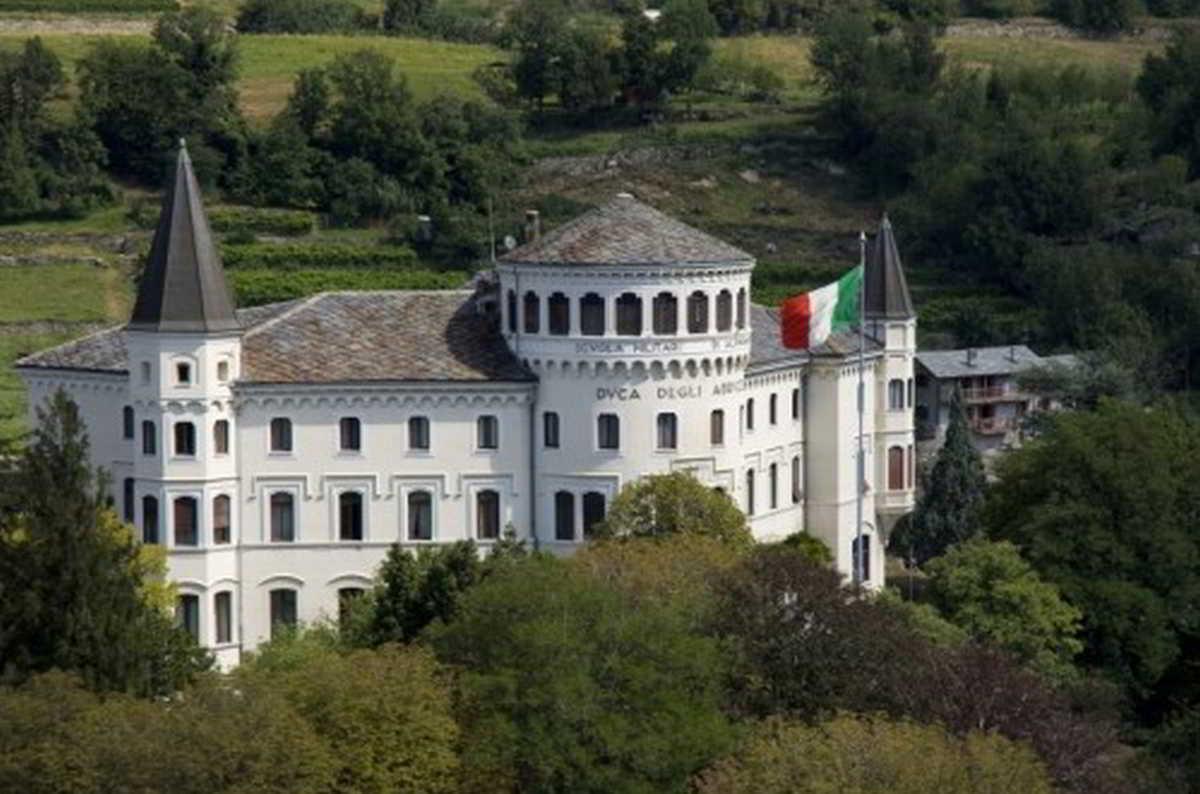 Programma incontro Smalpini ad Aosta 9 – 11 Settembre 2016