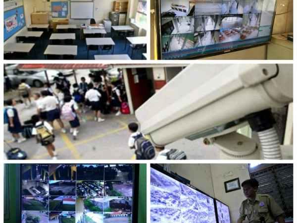 Manfaatkan CCTV, pencuri beraksi di tengah wabah virus corona
