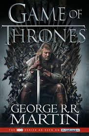 Book review – Game of thrones book 1 (hold onto your lunch)