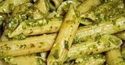 Tuna Pesto Pasta (the easy way)