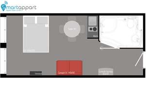 Nos logements en résidence hôtelière – SmartAppart