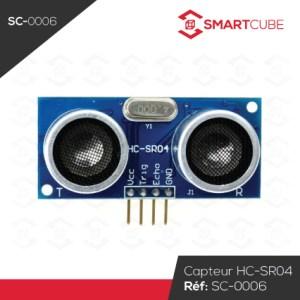 Capteur de Distance Ultrason HC-SR04