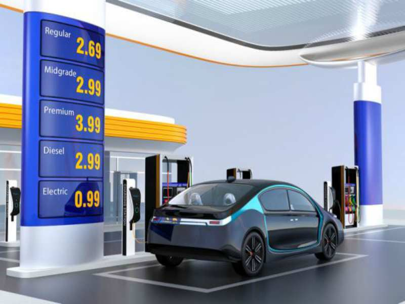 A new 'flow battery' could charge electric cars in seconds   goosed ie