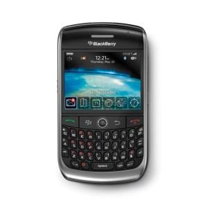 BlackBerry Curve 8900 att