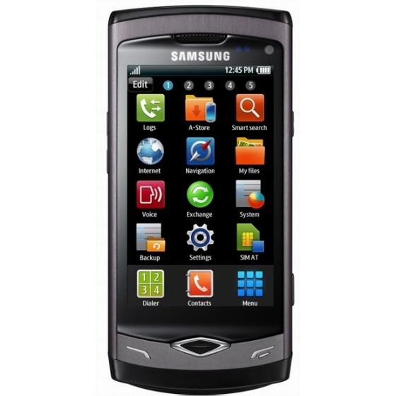 Samsung Wave S8500 Bada divx hd