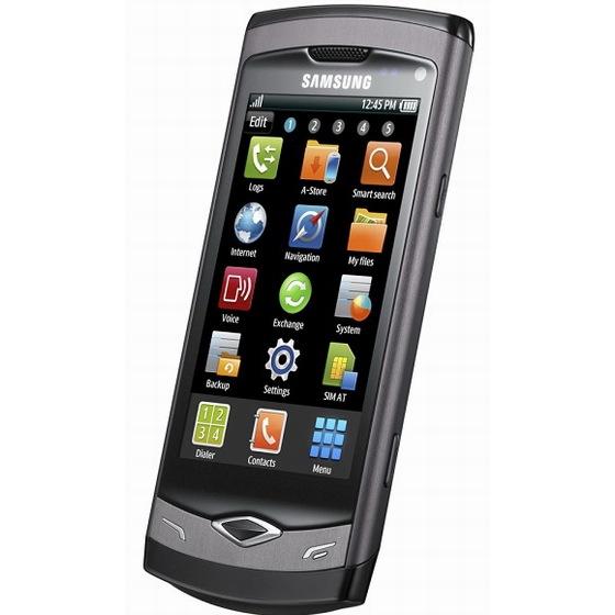 Samsung Wave S8500 Europa