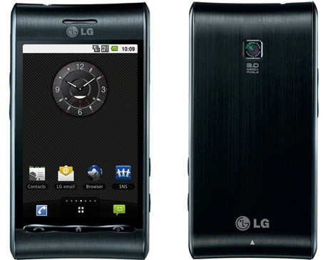 LG Optimus GT540 Android 2.1