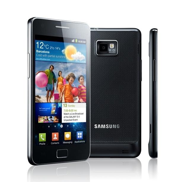 Samsung Galaxy S II ICS Argentina
