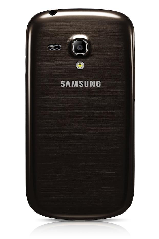 Galaxy S3 mini marron